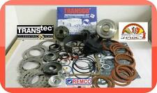 GM 4L60E DELUXE OVERHAUL REBUILD KIT HIGH PERFORMANCE STAGE-1  (1997-2004)