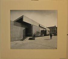 Vintage EZRA STOLLER SCHOOL MODERNIST Bank Architecture PHOTOGRAPH - Manny Hanny