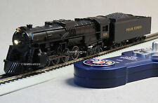 LIONEL HO SCALE POLAR EXPRESS BERKSHIRE ENGINE TENDER & REMOTE train 6-58018 NEW