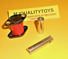MECCANO ELEKTRIKIT PARTS 522 527 528 CYLINDRICAL COIL SET x 3pcs
