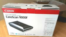 CanoScan 9000F Color Image Scanner with Film Scanning - Please Read