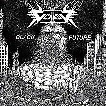 Black Future von Vektor | CD | Zustand sehr gut