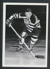 Original Guy Gendron Boston Bruins Team Press Photo 1962  Vintage NHL Hockey