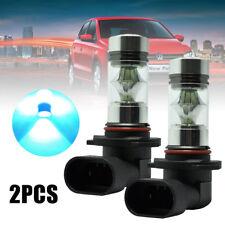 2Pcs 9005 HB3 100W 2323 LED 12V Car Fog Driving Light Lamp Bulb 8000K DRL
