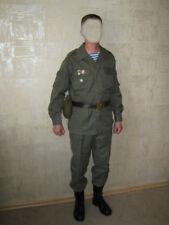 RARE! Huge Lot Russian Soviet USSR CCCP Olive Afghanka Uniform Suit & Bonus Set