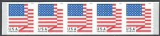 SC#5260 - New 2018 US Flag (APU) Coil Strip of 5 MNH w/Exposed Backing