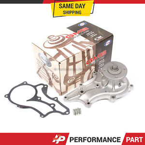 GMB Water Pump for 85-95 Toyota 4Runner Pick-Up Celica 2.4L SOHC 22R 22RE 22REC