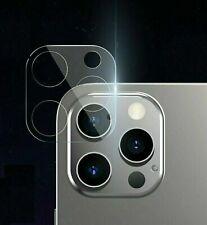 Для iPhone 12 Pro Max мини полный закаленное стекло камера объектив протектор экрана