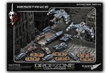 Hawk Wargames Dropzone Commander BNIB - Resistance Starter Set