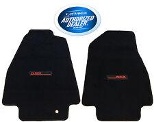 NRG Carpet Floor Mats Set Acura NSX 1991-2004 With NSX Logo FMR-200