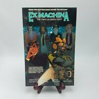 EX MACHINA ~ Book 1: The First Hundred Days ~ Brian K Vaughan / Tony Harris 2005
