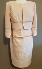 pink veni infantino mother of the bride/groom outfit size 12