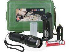 UltraFire W878 Cree XML-T6 5-Mode Light Zooming Flashlight Rechargeable +Charger