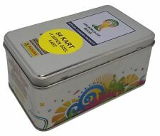 World Cup Brasil 2014 Adrenalyn Tin Box 54 Cards + 1 Limited Panini