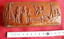 Tabakschachtel Tabakdose, 1755 - 1780, Holz wohl Birke