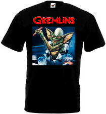 GREMLINS SPIKE Movie Poster T shirt all sizes black