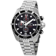 Certina DS Action Chronograph Automatic Black Dial Men's Watch