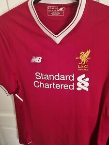 Liverpool Fc Shirt 125 Years