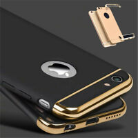 Luxury Ultra-thin Shockproof Hybrid 360 Case Cover for Apple iPhone 8 7 6S Plus