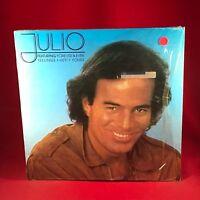 JULIO IGLESIAS Julio 1983 UK Vinyl LP Record EXCELLENT CONDITION best of