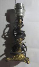 Lampe de chevet en laiton