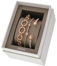 Fossil Damen Armband Geschenkset JGFTSET1019 rose gold