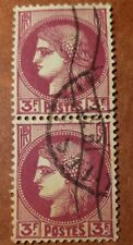 GM7 France 3F Used 2 Stamp