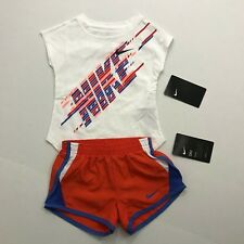 e64ef4d586 Nike Polyester Summer Outfits & Sets (Newborn-5T) for Girls for sale ...
