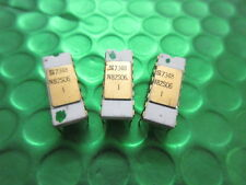 N82S06, Bianco Oro in Ceramica Top e le gambe da collezione vintage IC ** 2 per **
