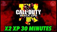 Call of Duty: Black Ops 4 *DOUBLE XP* Code PS4, XBOX ONE - **X2 XP 30 MINUTES**