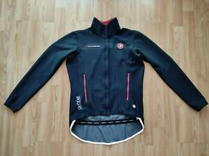 Castelli Gabba 2 Women's Gore Windstopper Long Sleeve Cycling Jacket Size : M