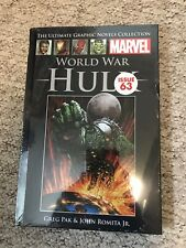 Marvel Ultimate Graphic Novel Collection World Of Hulk Issue 63 Spine 95