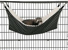 Pet Polyester Rat Rabbit Ferret Chinchilla Cat Hammock Bed Cover Bag Blankets