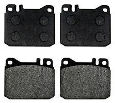 Disc Brake Pad Set-Organic Disc Brake Pad Front ACDelco Pro Brakes 17D145A