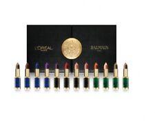 L'Oreal Paris Color Riche Lipstick–Balmain Limited Edition Gift Set