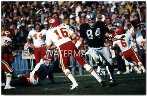 Chiefs vs Raiders Len Dawson Photo/PRINT (comes in 4 sizes)