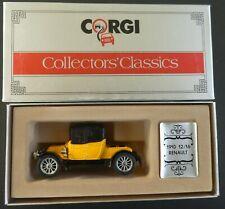 Corgi  Collectors Classics - C862 Renault 12/16 1910   in OVP# 3380