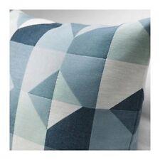 "IKEA SVARTHO MODERN CUSHION PILLOW COVER 20 X 20"" GREEN BLUE TEAL NEW FREESH"