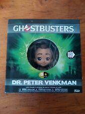 FUNKO 5 STAR: Ghostbusters - Dr. Peter Venkman New In Box Vinyl Figurine Toy