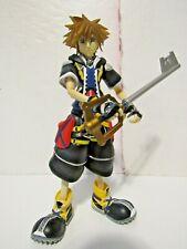 "Kingdom Hearts 2 Play Arts Sora Square Enix 6.5"" Inch Action Figure NO.1"