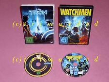 2x DVD _ Tron Legacy & Watchmen - Die Wächter _ Noch mehr Filme im SHOP