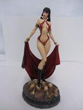 Vampirella Statue ~ Limited 1188/1969 ~ 2016 Women of Dynamite ~ Jason Smith