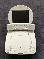 CONSOLE GAME SONY PLAYSTATION 1, PSONE, PS1 5 INCH LCD SCREEN. SCPH-152