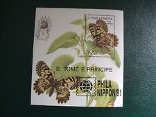 "Sao Tome and Principe 1991 Scott 1302 ""PHILANIPPON'91"". Mint Never Hinged."