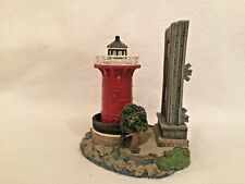 Harbour Lights 195 Jeffrey's Hook Ny Lighthouse original box Coa, 1997, Numbered