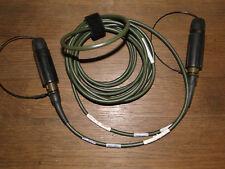 2G50/125  Stecker Stratos Lightwave hma LWL Linsensteckverbinder
