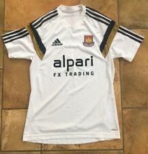 WEST HAM Adidas 2013/14 Training Shirt Football Shirt Size S Alpari FX Trading