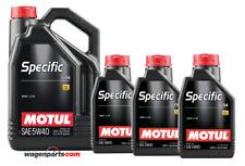 Aceite Motor Motul Specific BMW LL-04 5W40, Pack 8 litros