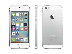 iPhone 5S - Unlocked (GSM) - 64GB - Silver - Great condition!