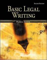 Basic Legal Writing for Paralegals by Tepper, Pamela (Paperback book, 2006)
